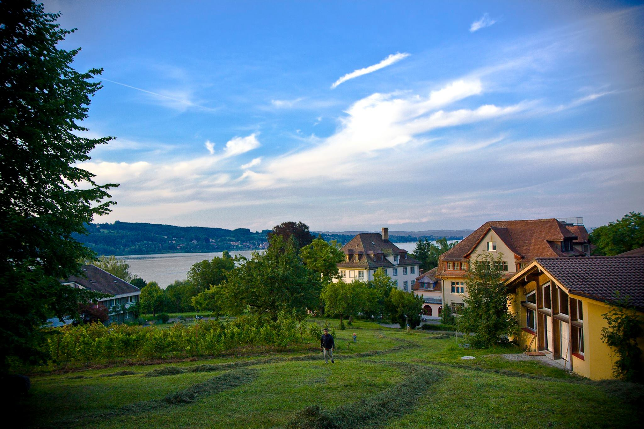 masculine and feminine integrative therapy retreat lake constance switzerland