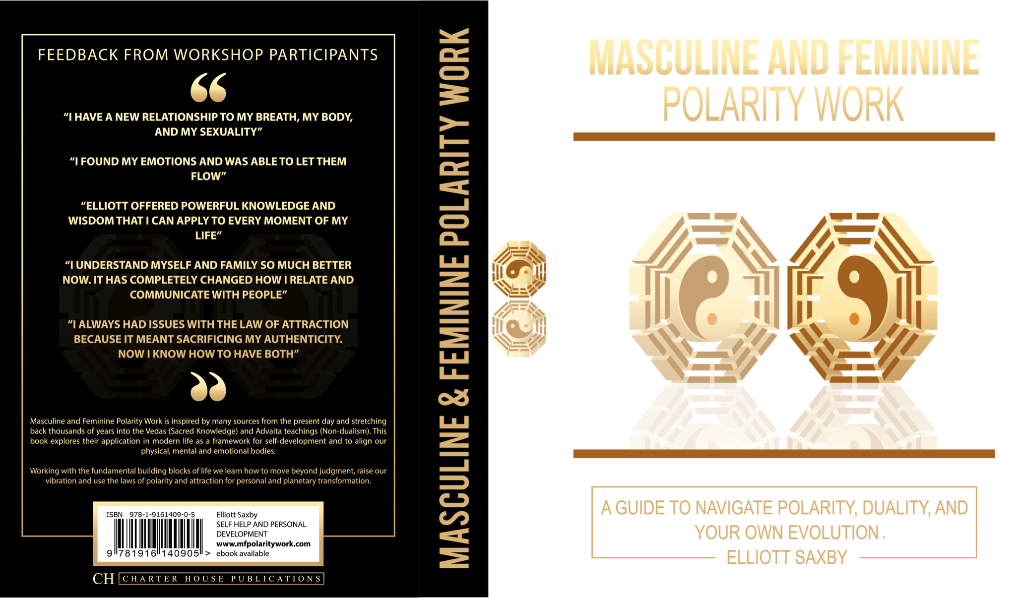 Masculine and Feminine Polarity Work Book